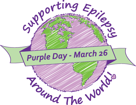 Purple Day Challenge & Book Giveaway 2011: Supporting Epilepsy ...